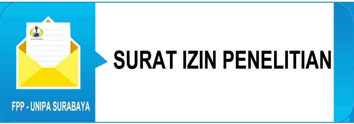 IZIN PENELITIAN